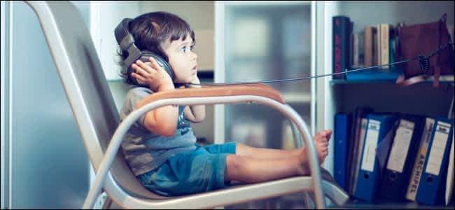 How Choosing Headphones for Your Kids?