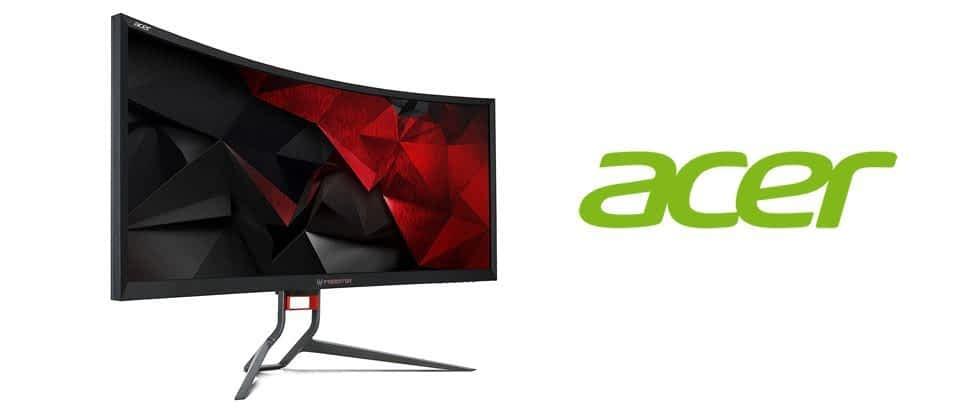Acer UltraWide Monitors