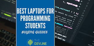Best Laptops For Programming Students