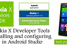 nokia x developer