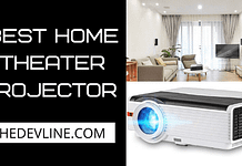 best home theater projector under 500