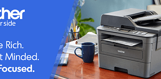 Brother DCPL2550DW Wireless Laser Printer reviews