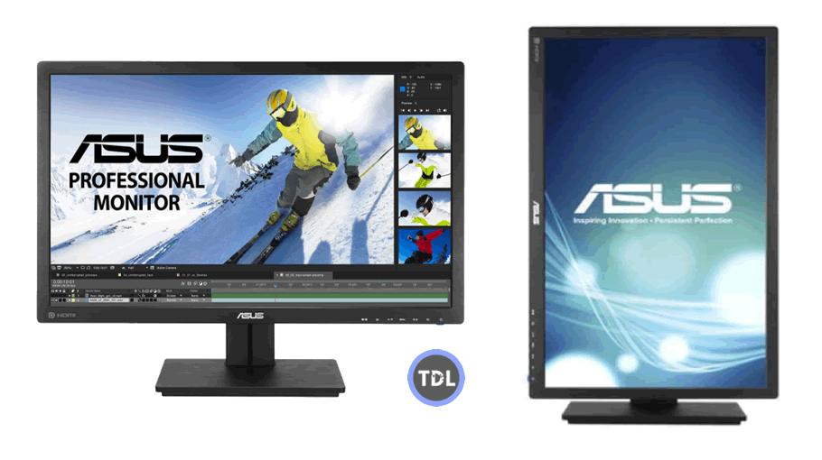 ASUS PB258Q 25 ″ WQHD Vertical Monitor