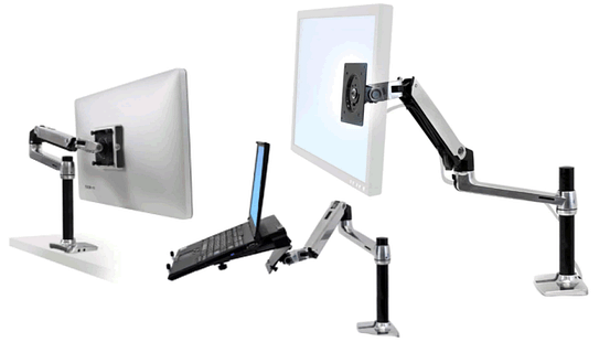 Ergotron LX Desk monitor arm
