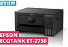 Epson EcoTank ET-2750 - Ecotank Printer Reviews