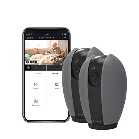 Best Security Cameras Under 100 Pounds 2