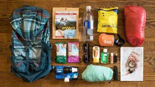How You Carry On Hiking Backpack