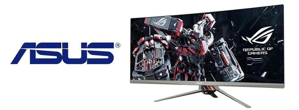 ASUS UltraWide Monitors