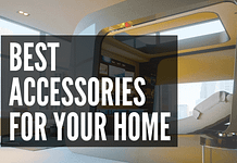 Best Accessories for Your Home