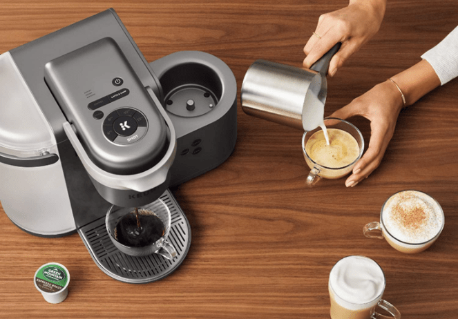 Instant Coffee Machine For Home