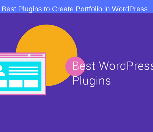 WordPress portfolio plugins