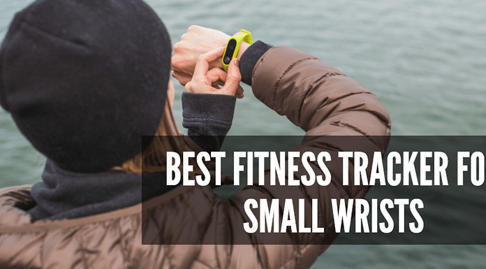 Best Fitness Tracker For Small Wrists