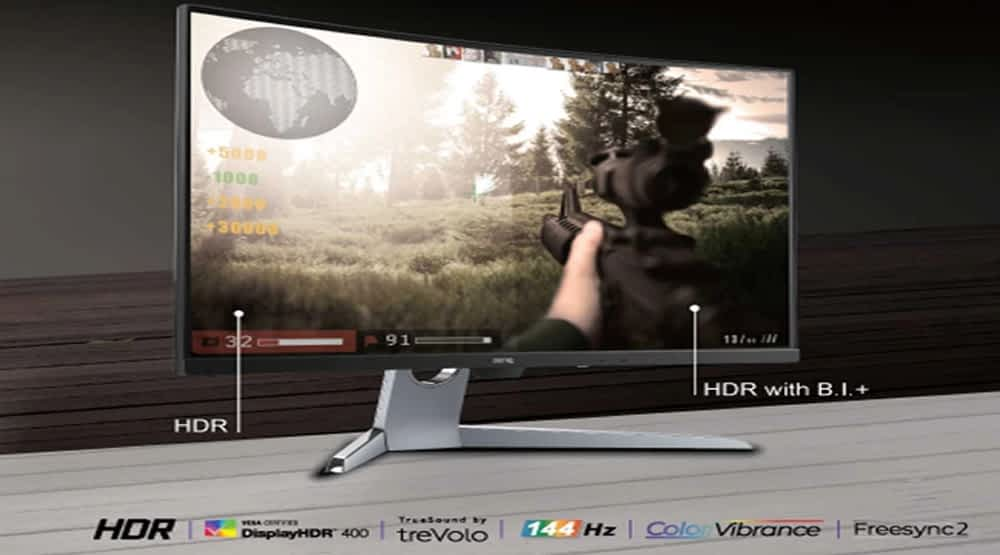 BenQ EX3203R Review - The Cheapest 144 Hz monitor