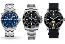 diving watches under 100