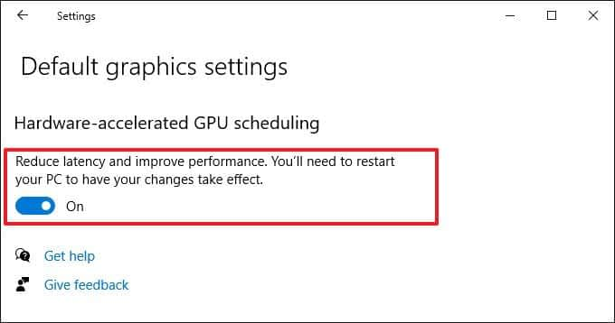 How To Enable Hardware Acceleration windows 10