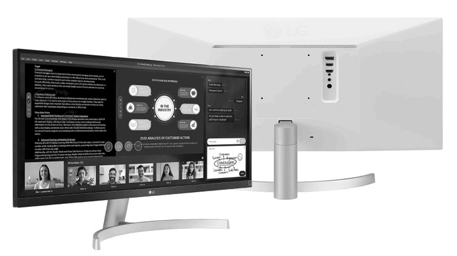 "LG 29WN600-W 29"" 21:9 UltraWide WFHD IPS"