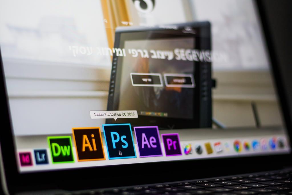 Web Design Software - Adobe Photoshop