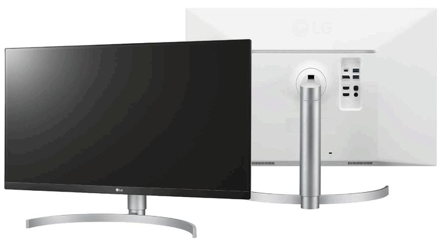 LG 27UL850-W 4K UHD Vertical Monitor