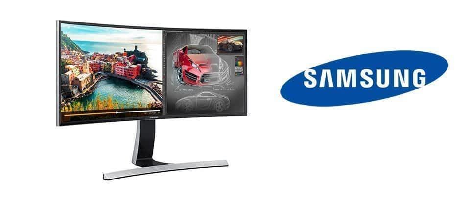 Samsung UltraWide Monitors