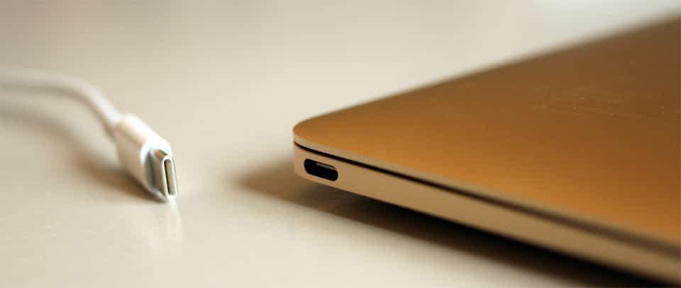 Thunderbolt or USB Type C