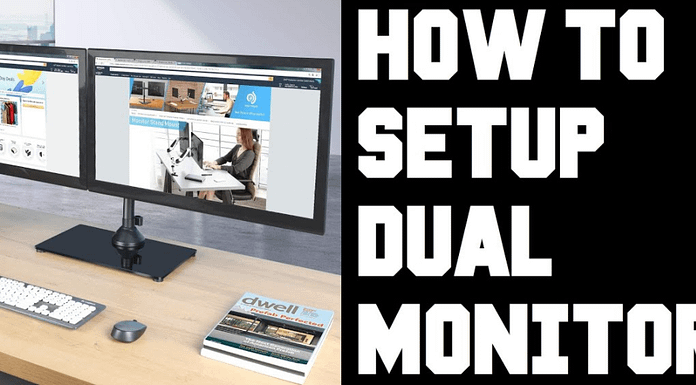 How To Connect Two Monitors- Dual Monitor Setup Guides