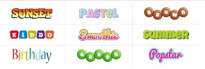 Text Logo Make