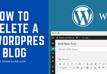 How-to-Delete-a-WordPress-Blog
