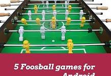 Foosball games