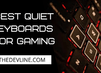 Best Quiet Keyboards For Gaming